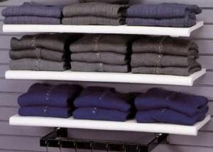 Duron Display Shelves