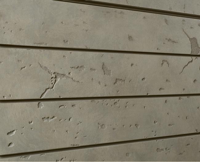 Natural Cement Textured Slatwall