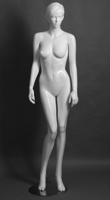Elizabeth Molded Hair Mannequin