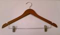 Cherry Wood Dress Shirt Hangers