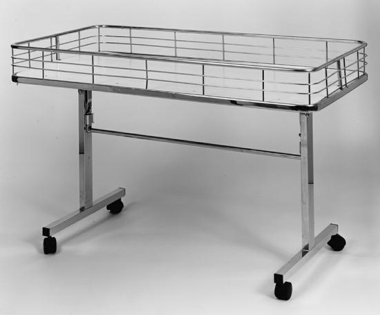 Rolling Display Tables - Bulk Clearance Table