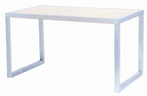 Large retail display table heavy duty nesting clothing for Html display table