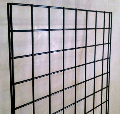 Gridwall Panels - Wire Grid Wall Displays & Gridwall Fixtures