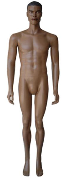 Male African American Mannequin