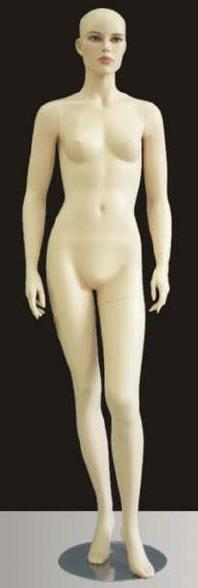 Female Mannequin with Head