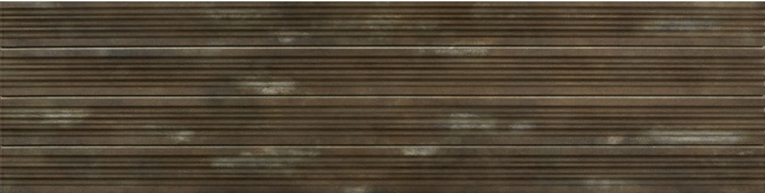 Rust Corrugated Metal Slatwall