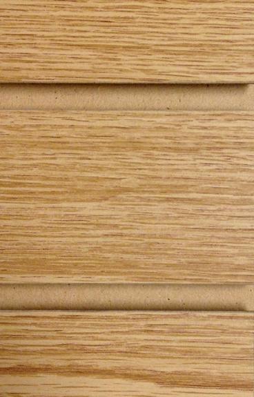 Oak Slatwall Panels Oak Melamine Laminate Slat Wall Displays