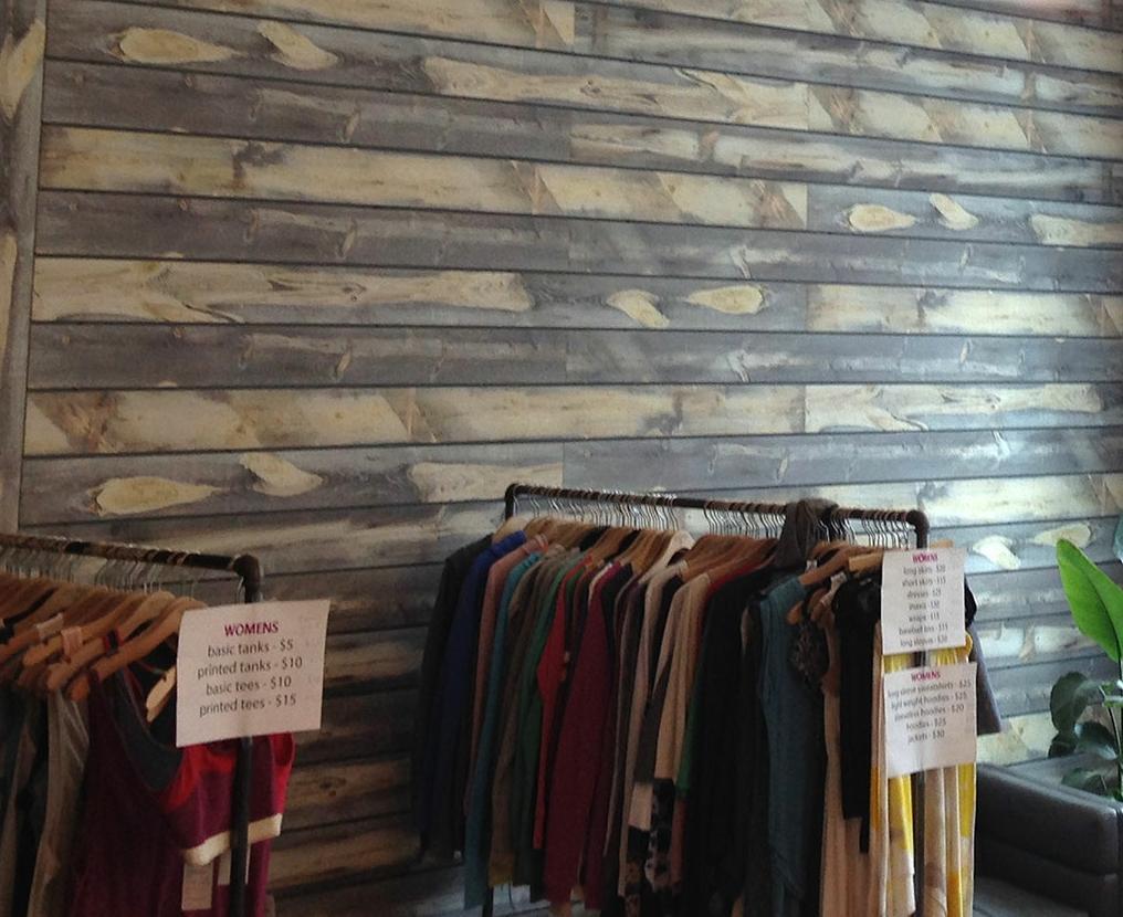 woodgrain pine textured steve s station woodgrain slatwall stain pine